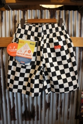 Cookman Chef Short Pants (「Checker」)