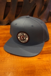 BRIXTON RIVAL SNAPBACK (ORION BLUE)
