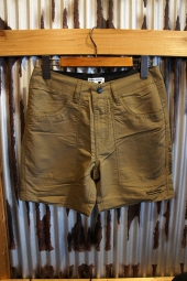 BANKS JOURNAL CURRENTS WALKSHORT (OLIVE GREEN)