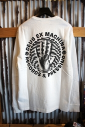 DEUS EX MACHINA Dimension Ls Tee (VINTAGE WHITE)