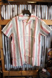 DEUS EX MACHINA Jose Stripe Shirt (JOSE STRIPE)