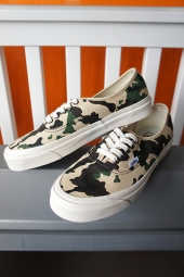 VANS Authentic 44 DX (ANAHEIM FACTORY) CAMO