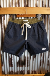 BANKS JOURNAL PRIMARY BOARDSHORT (DIRTY DENIM)