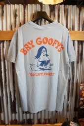 DEUS EX MACHINA Bay Goofy Tee (SKY BLUE)