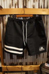 LURKING CLASS BY SKETCHY TANK LINE SURF TRUNKS (BLACK)