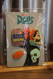 DEUS EX MACHINA Goofy Patrol Pins (MULTI)