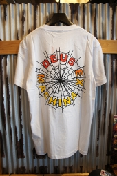 DEUS EX MACHINA Charlotte Tee (WHITE)
