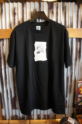 Leon Karssen DOG TEE (BLACK)