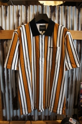40s & Shorties LA BREA SHIRT (DARK GOLD)