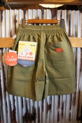Cookman Chef Short Pants (「Khaki」)