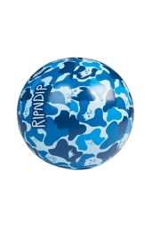 RIPNDIP Camo Beach Ball (Blue)