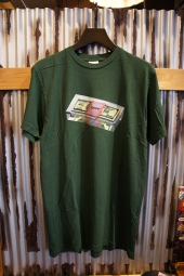 RIPNDIP Fat Stack Tee (Hunter Green)