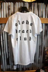 Aloha Beach Club League Tee (White)