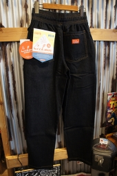 Cookman Chef Pants (「DENIM」 Black)