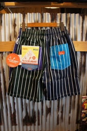 Cookman Chef Short Pants (「Crazy Stripes Cold」)