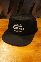BANKS JOURNAL SCRYPTO HAT (DIRTY BLACK)