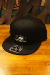 LURKING CLASS BY SKETCHY TANK COPRO SNAP BACK OTTO CAP (BLACK)