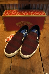 VANS COMINO (STRIPES) PORT ROYALE
