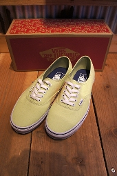 VANS CLASSIC AUTHENTIC SHADOW LIME/TRUE WHITE