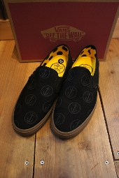 VANS SLIP-ON SF (CAPTAIN)BLK