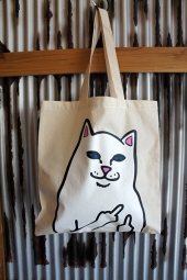 RIPNDIP LORD NERMAL LA TOTE BAG