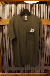 RIPNDIP LORD NERMAL TEE (ARMY GREEN)