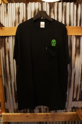 RIPNDIP LORD ALIEN POCKET TEE (BLACK)