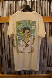 RIPNDIP NERMAL FRIDA TEE (NATURAL)