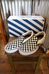 [50周年モデル] VANS SLIP-ON PRO (50TH)82 CHK