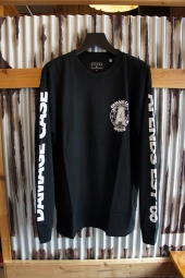 AFENDS Case Long Sleeve Tee (Black)