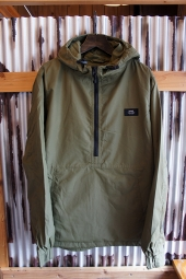 BANKS ANORAK JACKET (UTILITY GREEN)