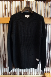 AFENDS Zar Raglan Knit (Black)