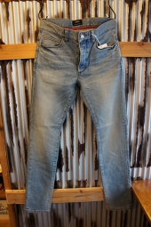 BANKS ROLL DENIM JEAM Slim Skinny (FADE) MADE IN JAPAN 日本製
