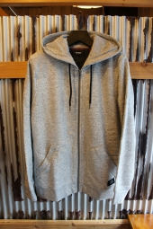 BANKS MONO FLEECE (HEATHER GREY)