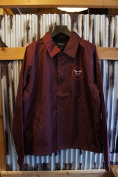 BRIXTON WHEELER JACKET (BURGUNDY)