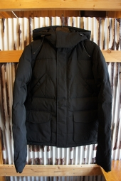 BANKS ARRAY JACKET (BLACK)