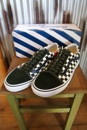 [50周年モデル] VANS OLD SKOOL (50TH) CHECKERB