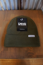 DANG SHADES Beanie thick Army Green