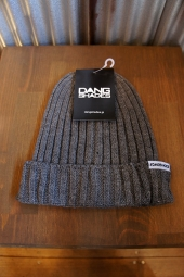 DANG SHADES Beanie light Gray