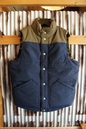 Champion CAMPUS REVERSIBLE VEST (NAVY)