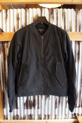 BANKS OFF SHORE JACKET (DIRTY BLACK)