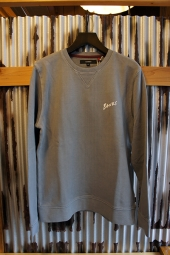 BANKS OFF SHORE FLEECE (GUNMETAL BLUE)