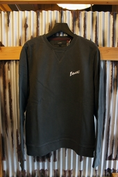 BANKS OFF SHORE FLEECE (DIRTY BLACK)