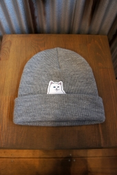 RIPNDIP LORD NERMAL BEANIE (GREY)