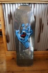 SANTA CRUZ SCREAMING HAND 30YEAR ANNIVERSARY LIMITEDEDITION DECK