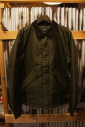 BRIXTON PINNACLE JACKET (OLIVE)