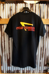 CYCLE ZOMBIES ANIMAL STYLE Premium S/S T-Shirt (BLACK)