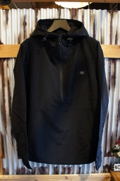 BANKS ANORAK JACKET (DIRTY BLACK)