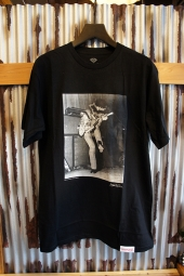DIAMOND SUPPLY CO JIMI HENDRIX EXPERIENCE TEE (BLACK)