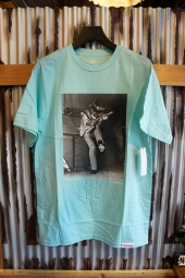 DIAMOND SUPPLY CO JIMI HENDRIX EXPERIENCE TEE (DIAMOND BLUE)
